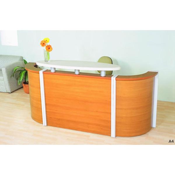 Recepcion modular haken for Muebles de oficina haken